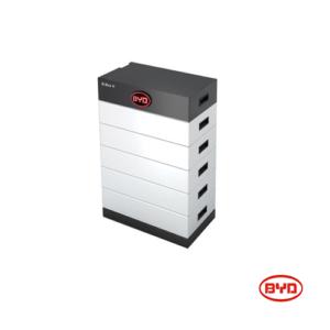 Battery Storage BYD B-BOX H 6.4 7.7 9.0 10.2 11.5 HV