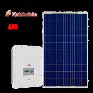 Kit Fotovoltaico (ABB + Canadian) da 2 3 4 5 kW