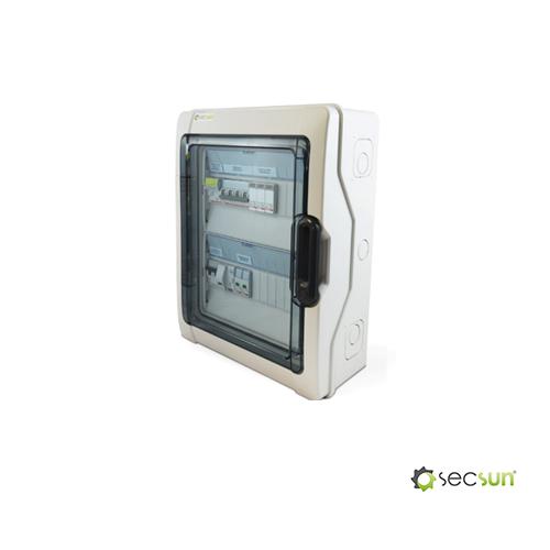 Quadro Elettrico SecSun DC AC UNIBOX PLUS 1 Stringa Monofase