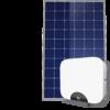 kit fotovoltaico miniatura