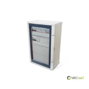 Quadro Elettrico di Interfaccia SecSun 20 1 Inverter
