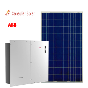 Kit di Accumulo (ABB + Canadian) da 3.6 5.0 kW